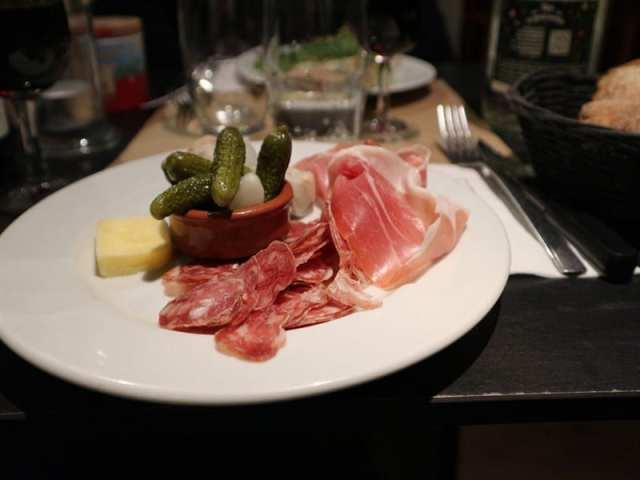 AOC 84 - Avignon, France - Où manger