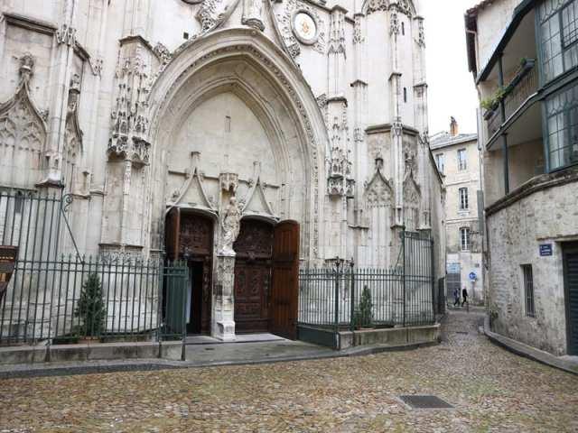 Avignon, France - Où manger