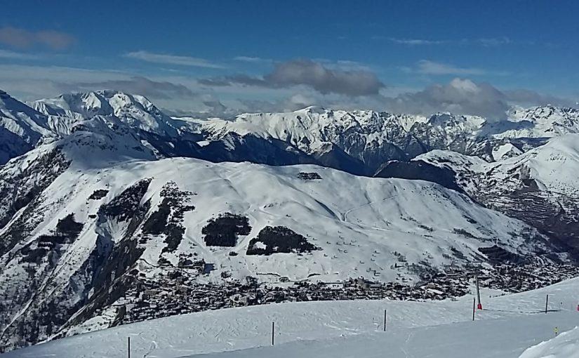 Vacances au ski aux 2 Alpes, paradis des amoureux de la montagne -