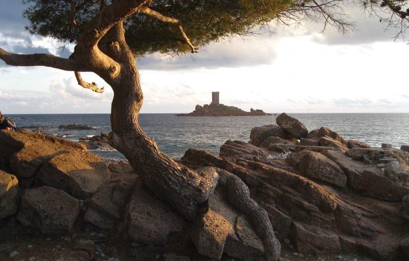 Estérel l'un des plus beaux itinéraires de la Côte d'Azur -