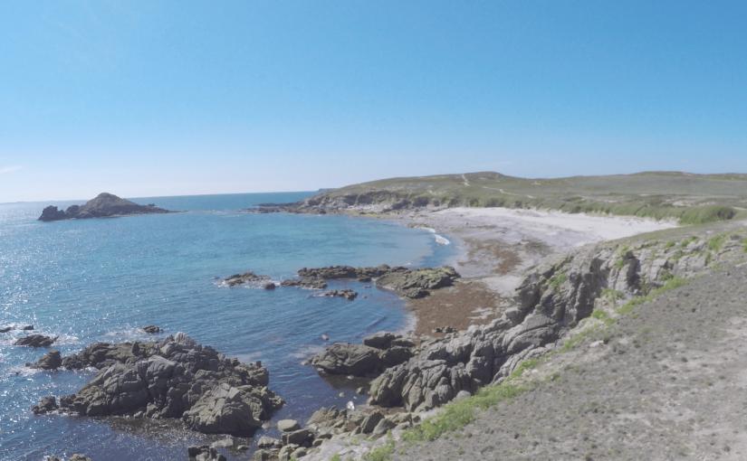Trois îles fascinantes en Bretagne française