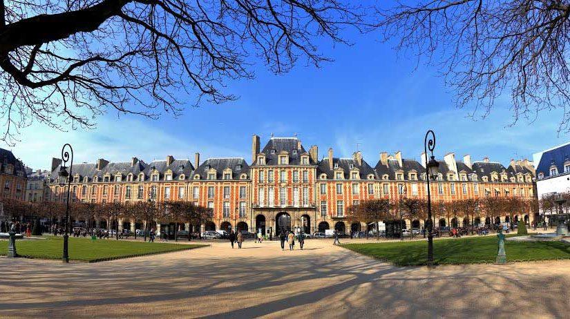 Balade dans le Marais, le plus beau quartier de Paris -