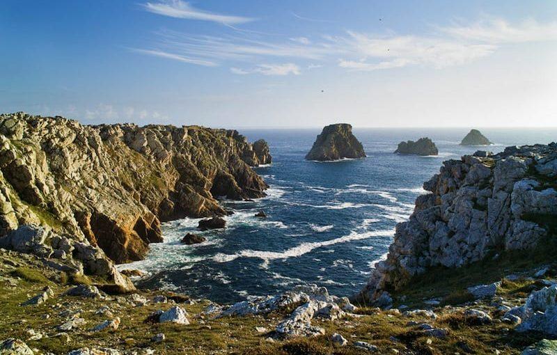 Ambiances bretonnes dans un roman plein de passion