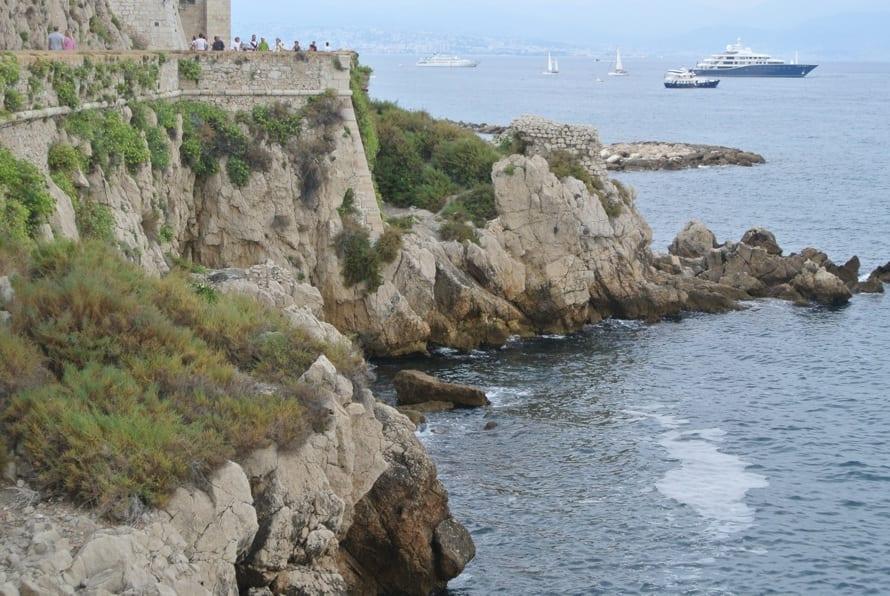 Côte d'Azur, comment s'amuser à petit budget