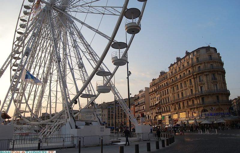 Marseille, nuances et couleurs sur la Méditerranée française -