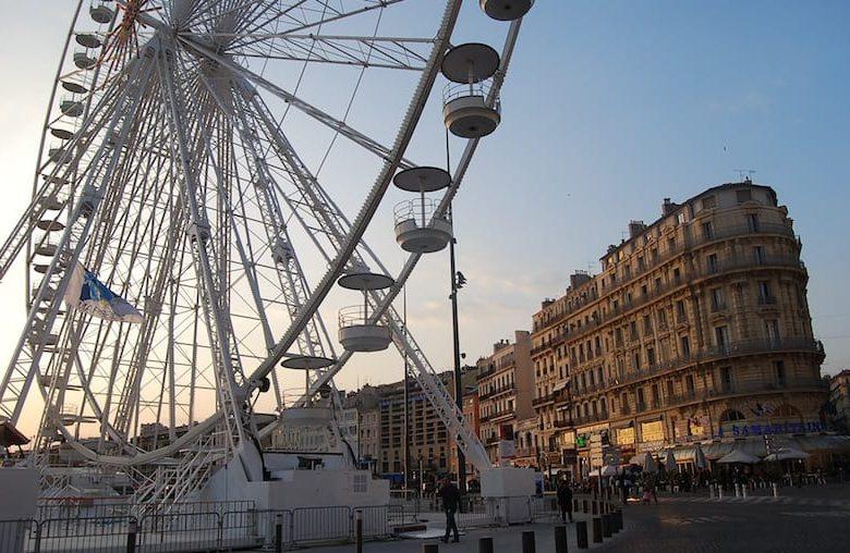 Marseille, nuances et couleurs sur la Méditerranée française –