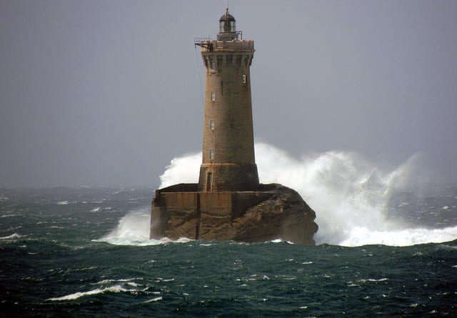 Phare du Four, Bretagne - France