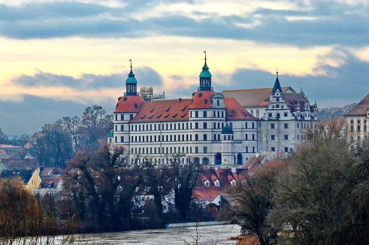 Castello di Neuburg sur le Danube