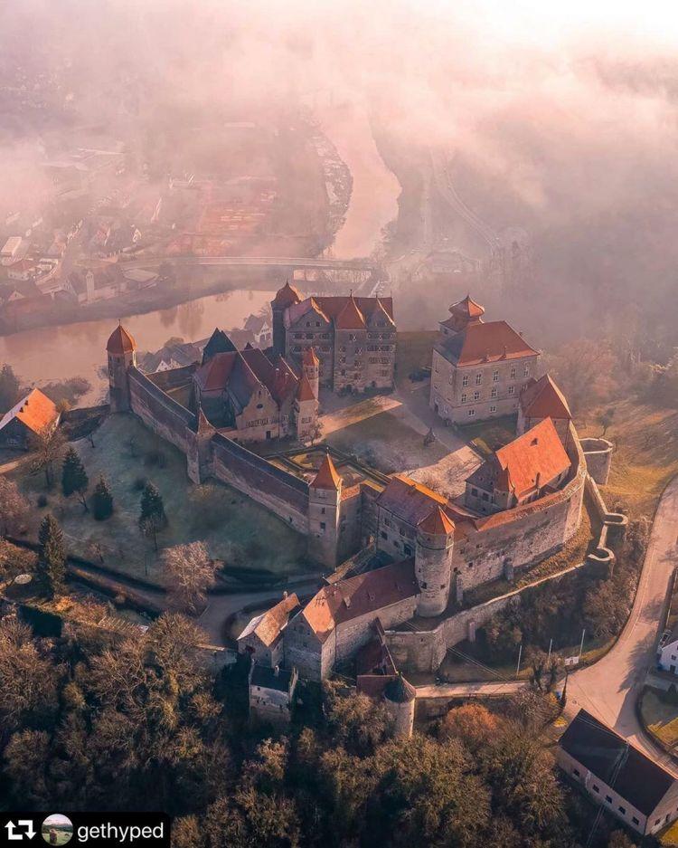 Complexe médiéval de Burg-Harburg