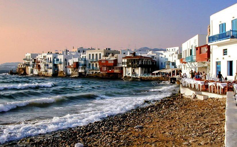 les îles à voir et Athènes -