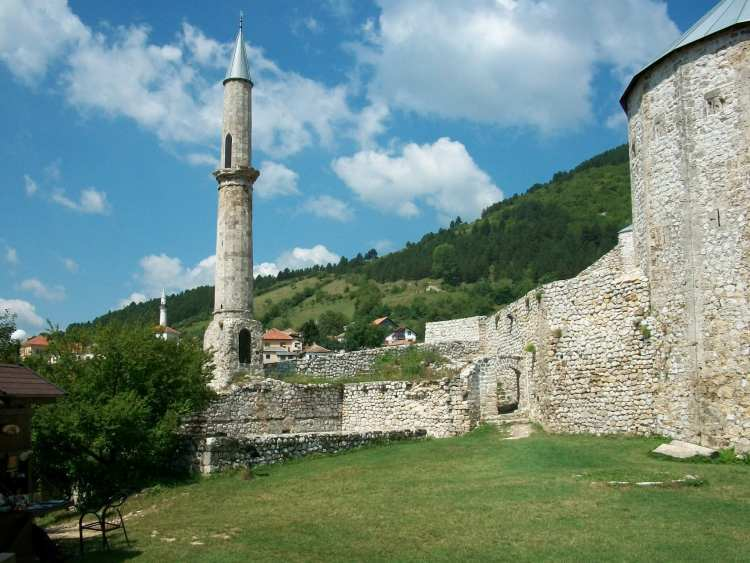 Travnik en Bosnie
