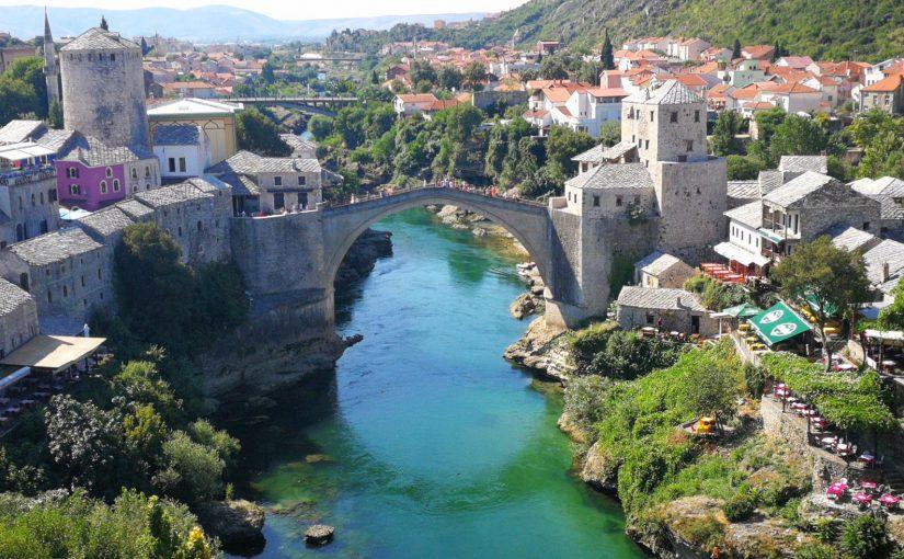 Que voir lors d'un road trip en Bosnie -