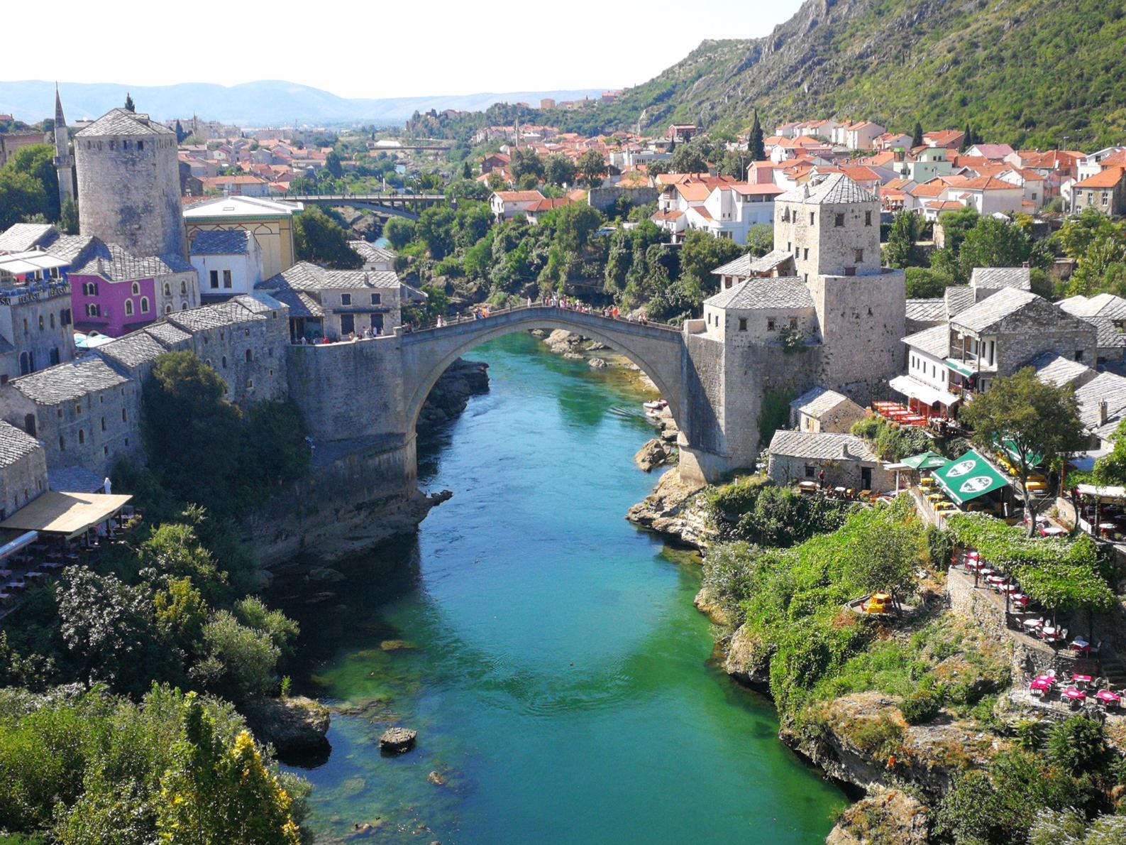 Que voir lors d'un road trip en Bosnie –