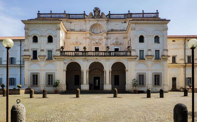 Les villas toscolaises de Frascati -