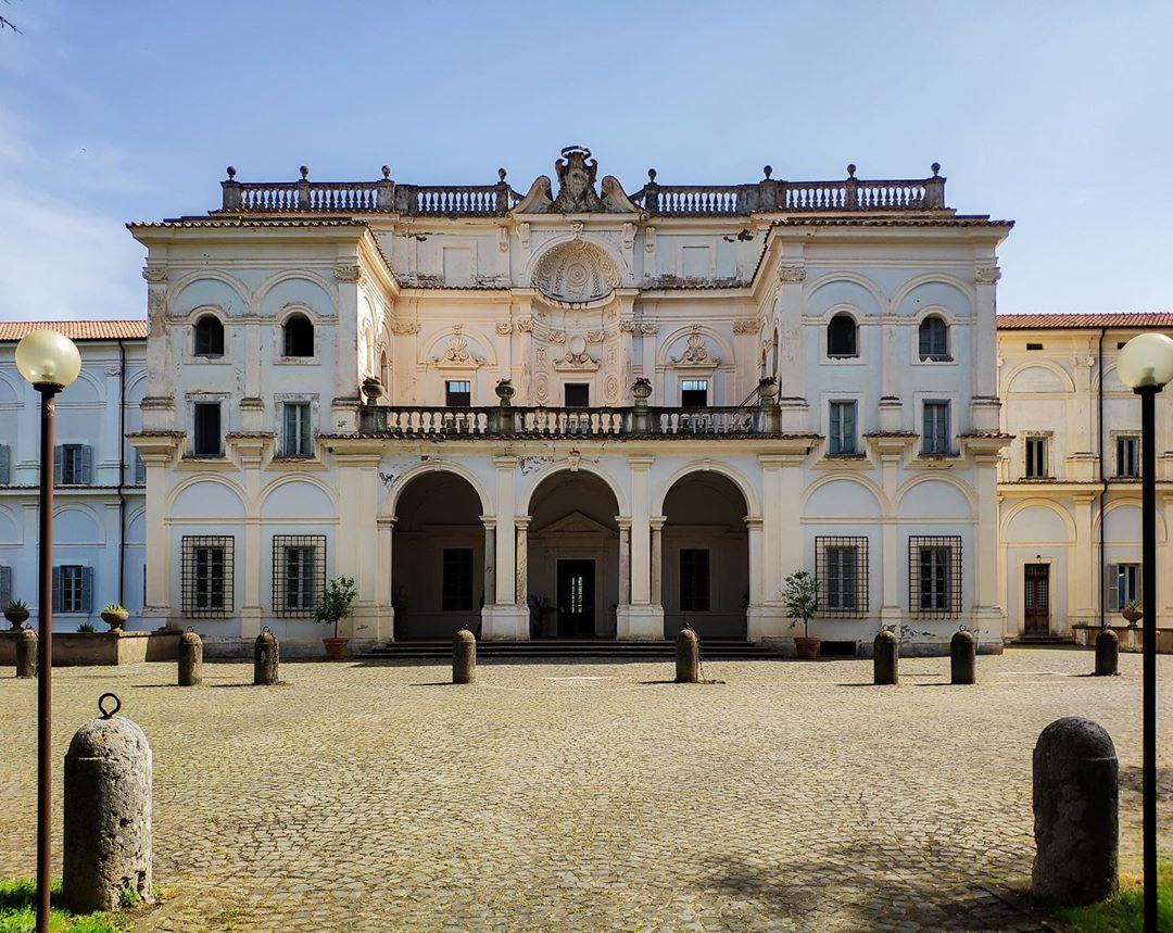 Les villas toscolaises de Frascati –