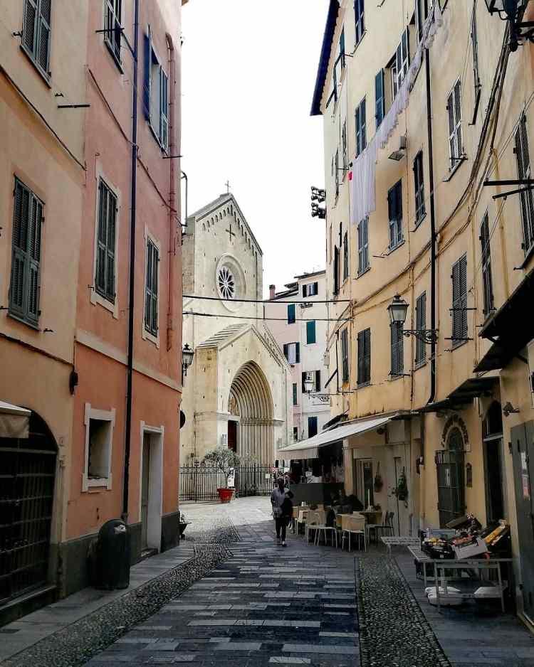 Cathédrale de San Remo