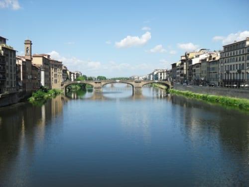 Florence dans une bouchée -