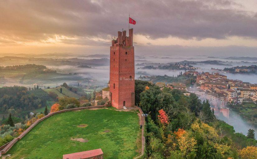 Que voir à San Miniato, Toscane -