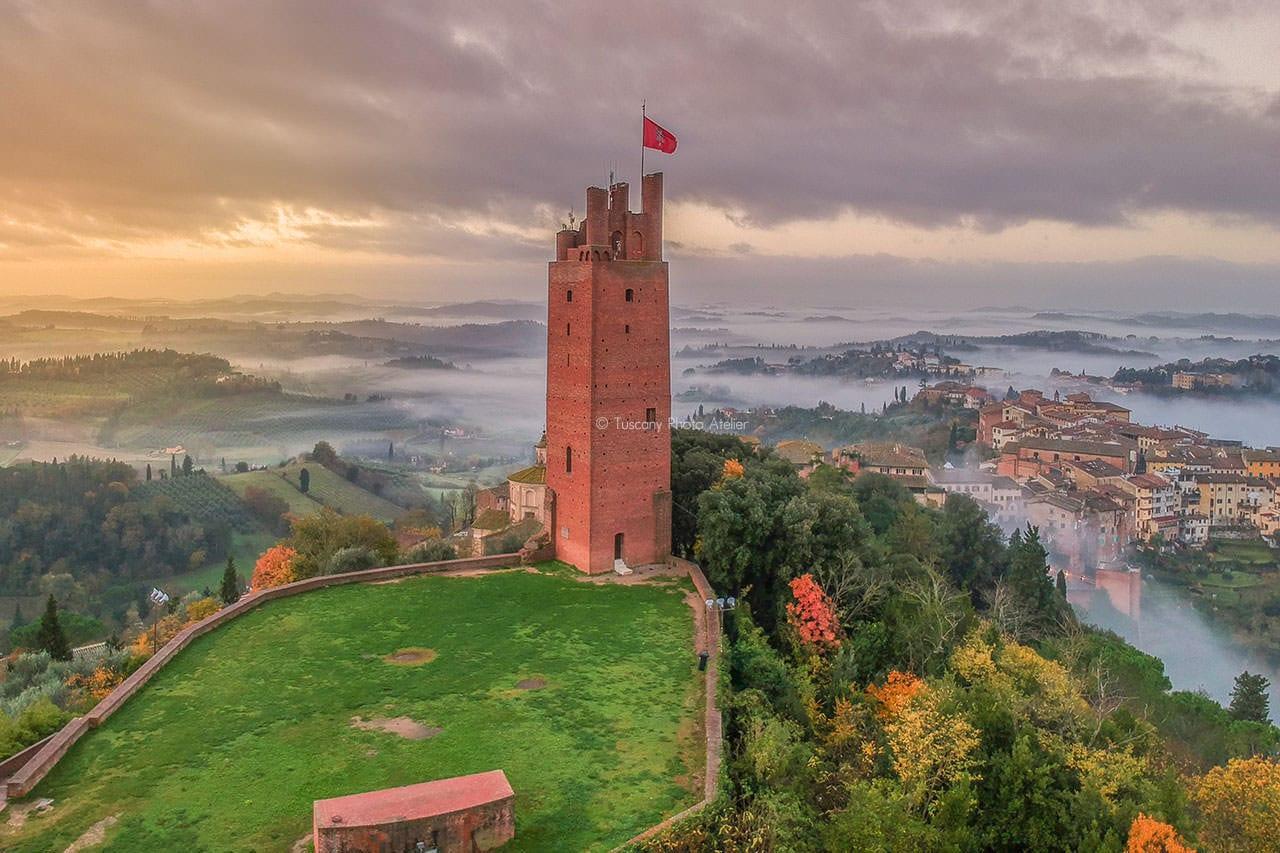 Que voir à San Miniato, Toscane –