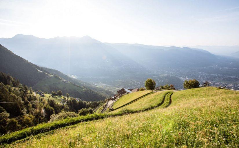 Sentiers et promenades à Merano -
