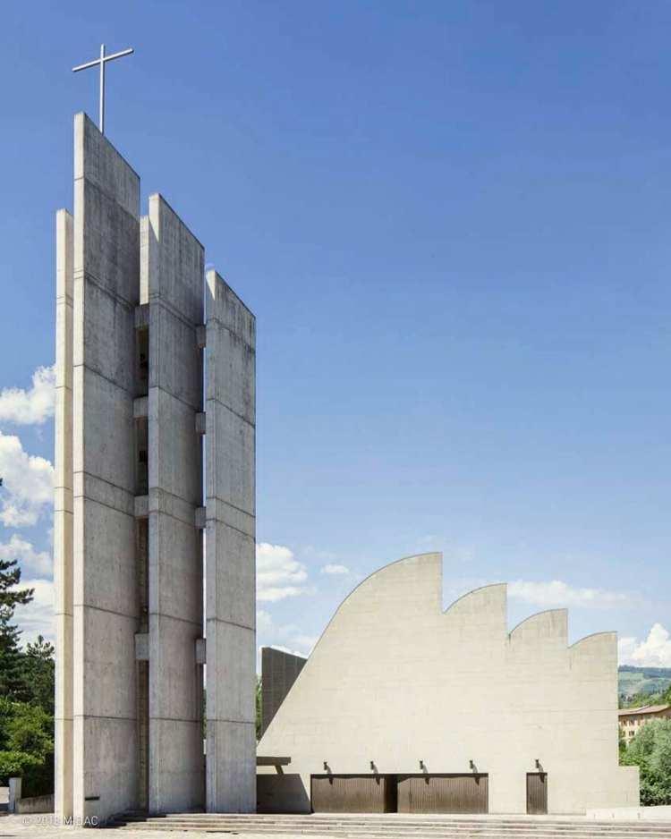 l'église de Riola di Vergato
