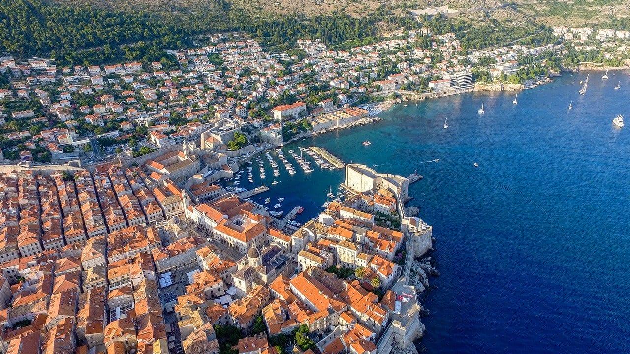 5 stations balnéaires en Croatie à faire sur un voilier –