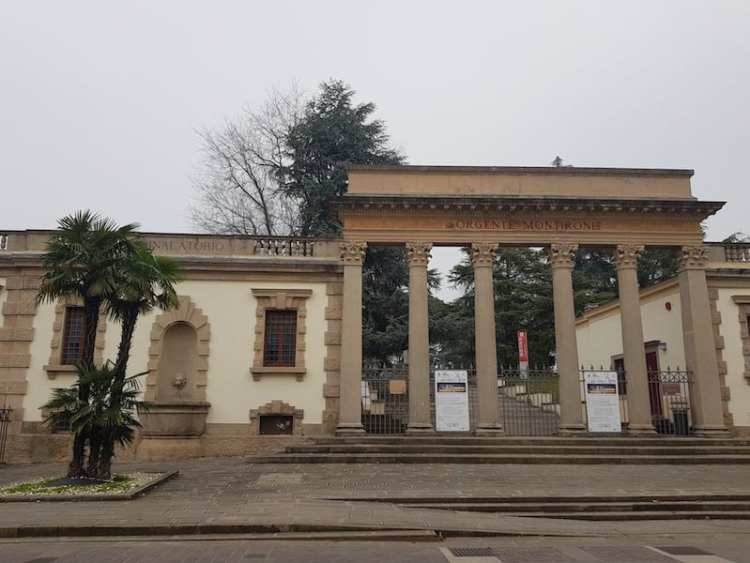 Les thermes d'Abano