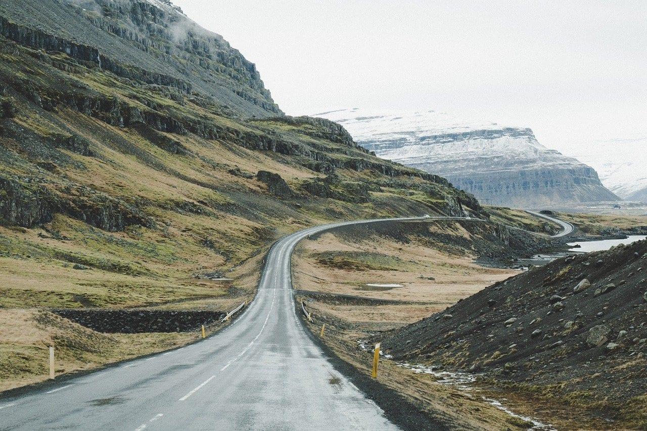 l'Islande en voiture
