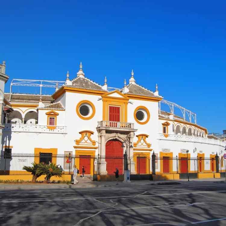 Arènes de Siviglia