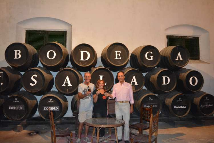 Domaine viticole Bodegas F. Solado