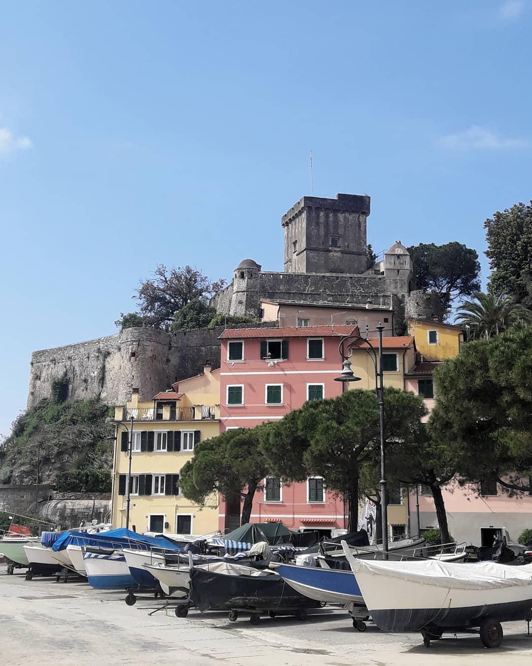 Château de San Terenzo