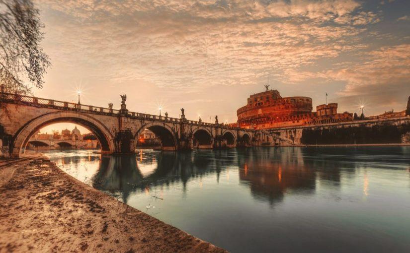 Que faire à Rome au coucher du soleil