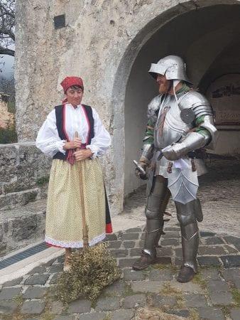 Abbaye médiévale