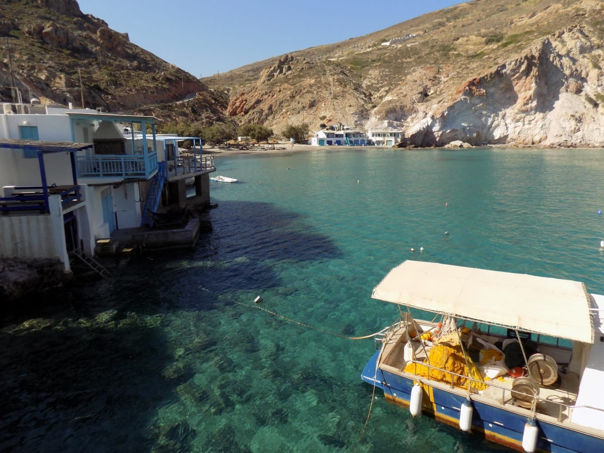Firopotamos Grèce