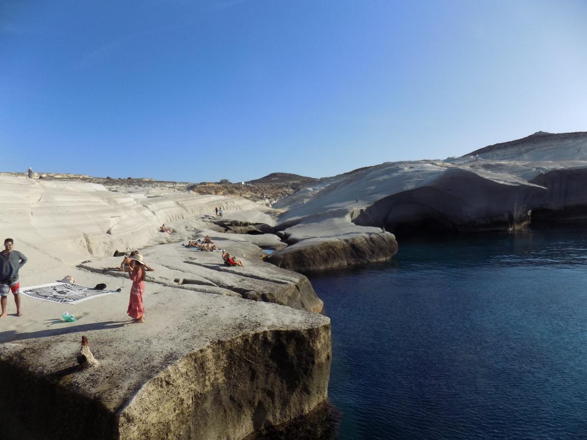 Que faire et voir à Milos et quelles sont les plus belles plages de l'île