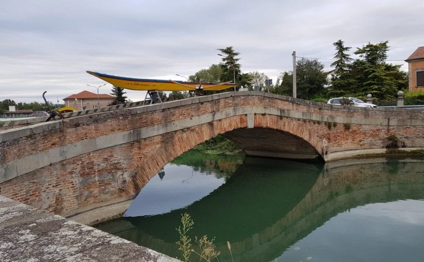 Itinéraire vélo au départ du Colli all'Adige pour découvrir les Collines Euganéennes -