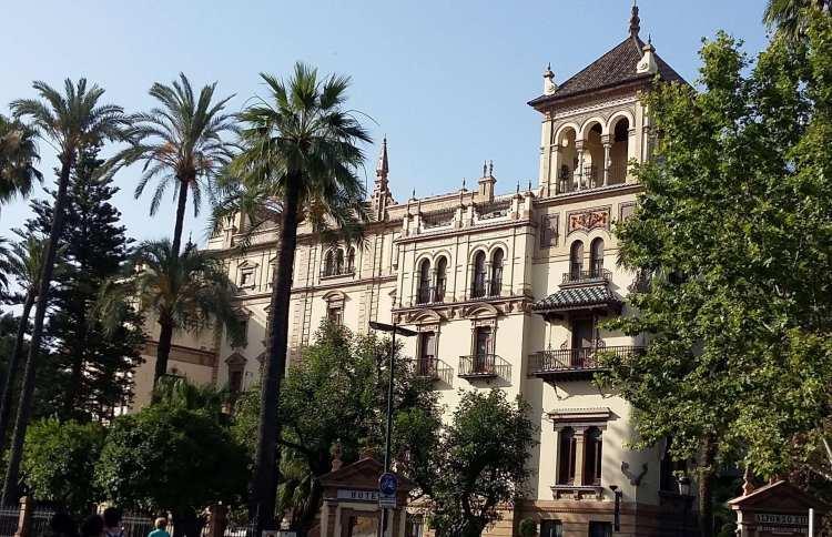 Hôtel Alfonso XIII à Séville