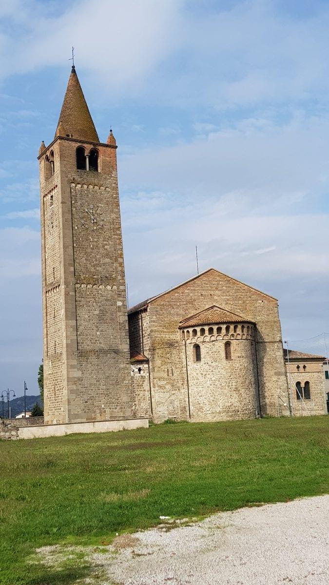à vélo depuis le Colli all'Adige