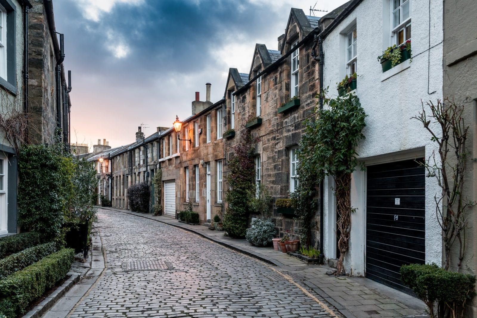 5 quartiers à découvrir à Edimbourg –