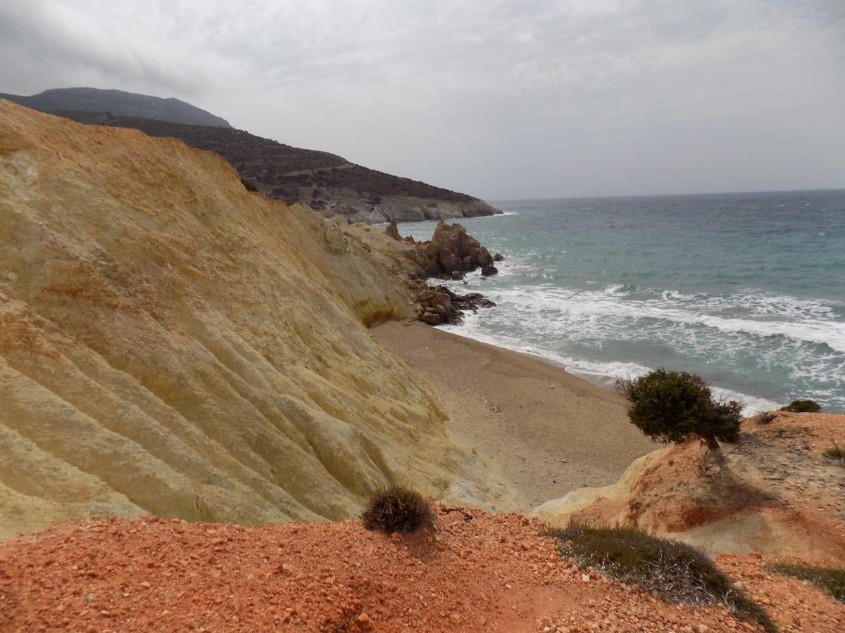 Immortel John Spiaggia