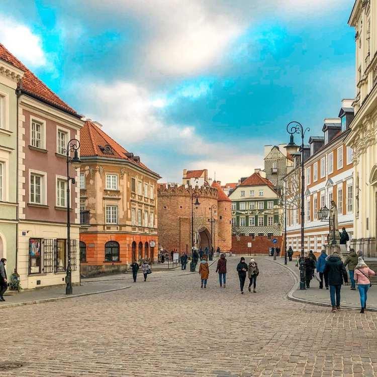 Barbacane, Cracovie