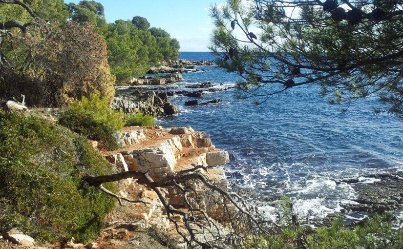 Une journée à Cannes et sur l'île de Sainte Marguerite, Côte d'Azur -
