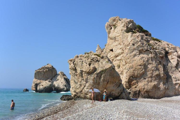 Le Rocher de la Chypre romaine