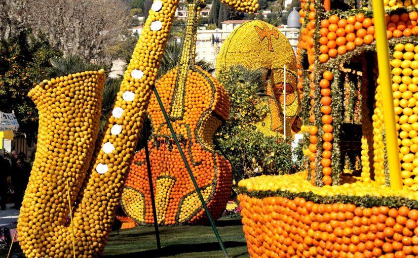 L'hiver sur la Côte d'Azur entre festivals, fêtes et événements -