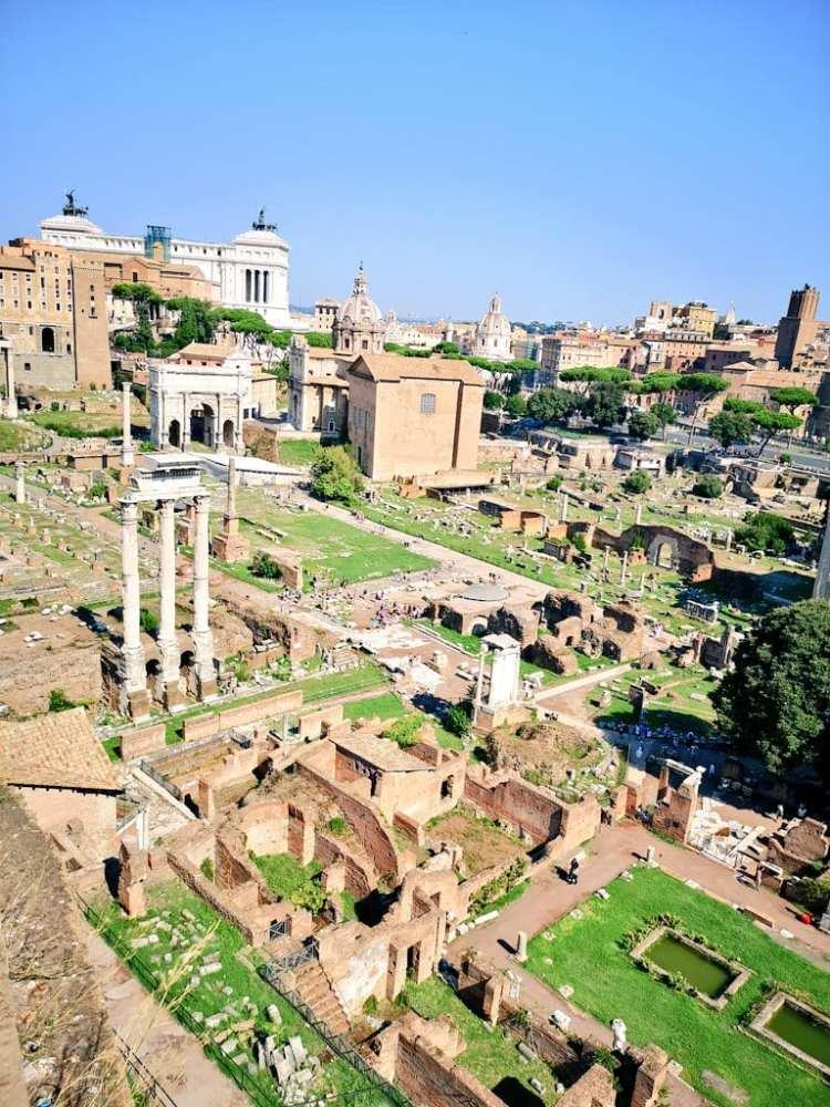 Forums impériaux Rome