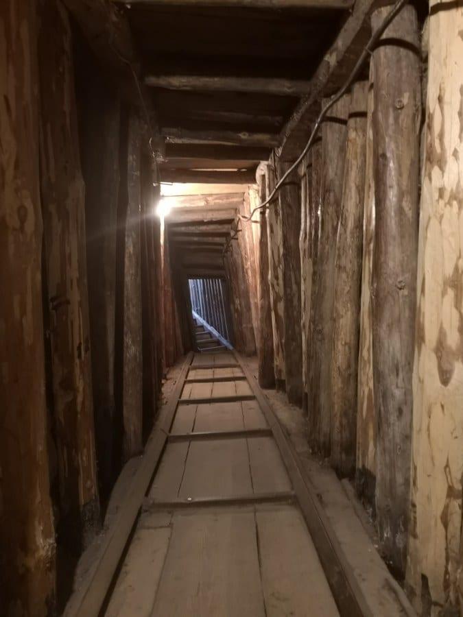 Museo del Tunnel à Sarajevo
