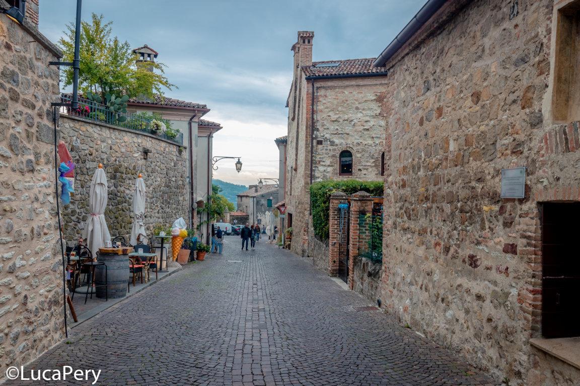 Que voir en une journée à Arquà Petrarca et Montagnana en Vénétie –