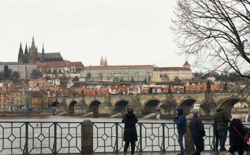 3 endroits à voir lors d'un voyage à Prague