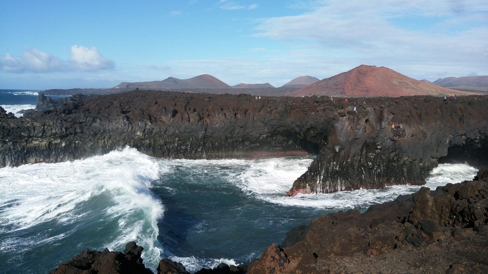 Lanzarote entre volcans et plages