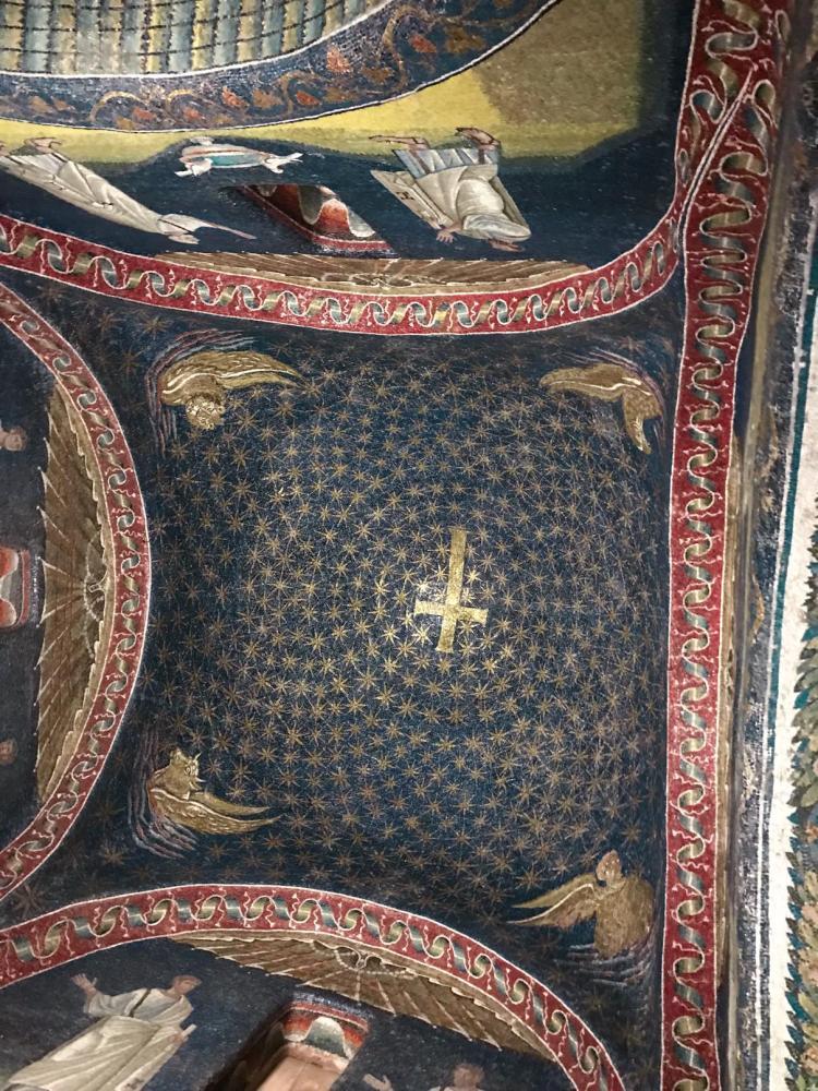 Mausolée de Galla Placidia Ravenna